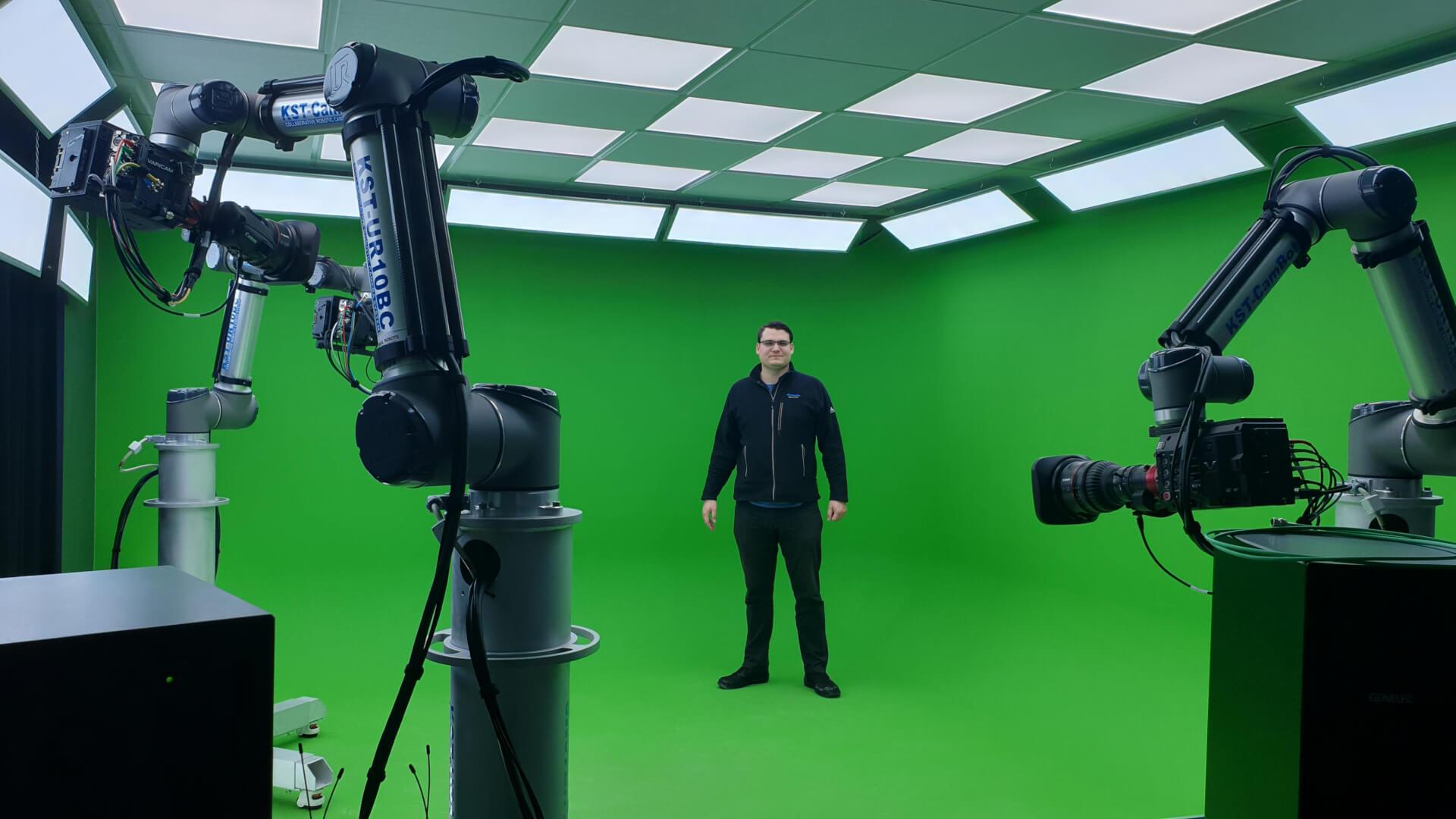 Wegweisende TV-Produktions-Technologie im Einsatz bei der Bundeswehr