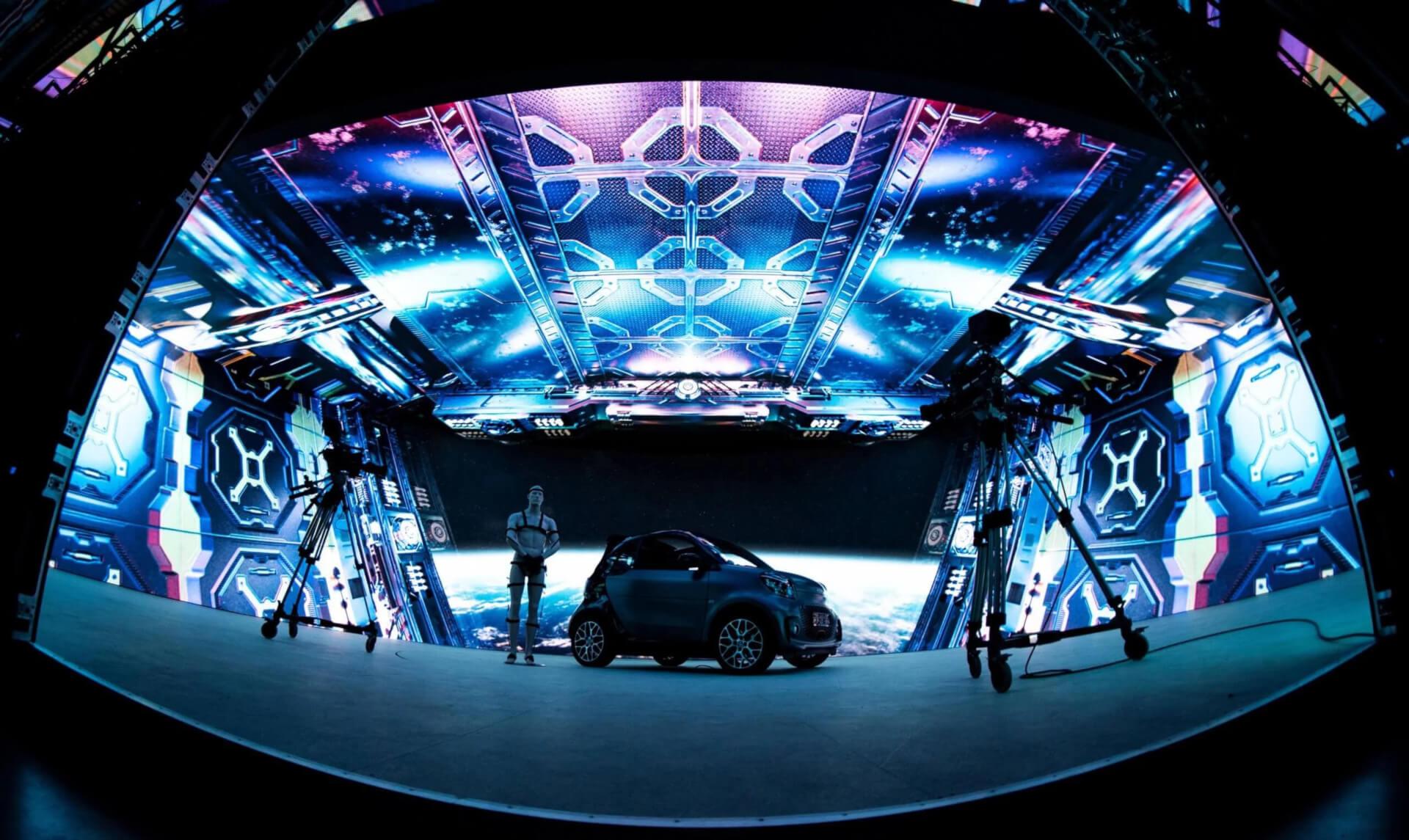 KST – Partnerschaft LEDcave